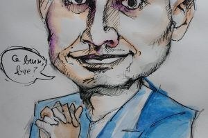 baluta - caricatura