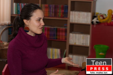 Interviu cu Oana Constantinescu, vicepresedinte a Asociatiei Young Initiative