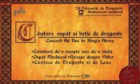Concert Ad Hoc la King's Stone Restaurant