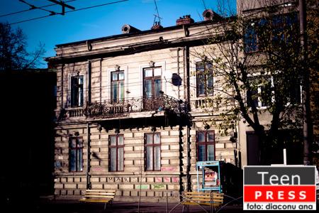 Arhitect prin Bucureşti – De la Olari pân' la Călăraşi