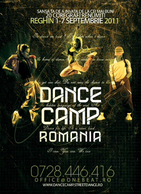 Dance Camp Romania 2011