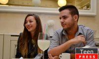Interviu - Down Town cu Lucia si Andrei