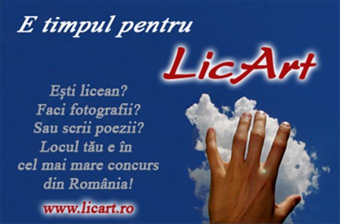 Festivalul National de Arte pentru Liceeni – LicArt