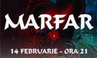 Concert Marfar in Hard Rock Cafe
