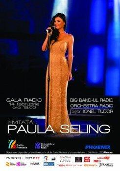 Concert Paula Seling de Valentine's Day la Sala Radio