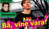 Teen Press - Ba vine vara - Revista ta de liceu