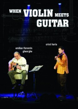 Godot Cafe Teatru va invita la When Violin Meets Guitar