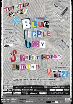 blue nipple boy