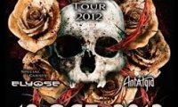 """De la """"Flowers of Evil Tour Europe"""" al trupei Therion"""