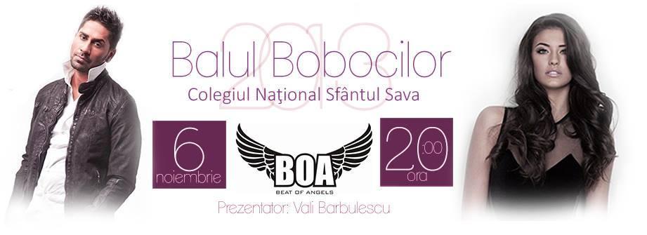 Balul Bobocilor Sfantul Sava 2013