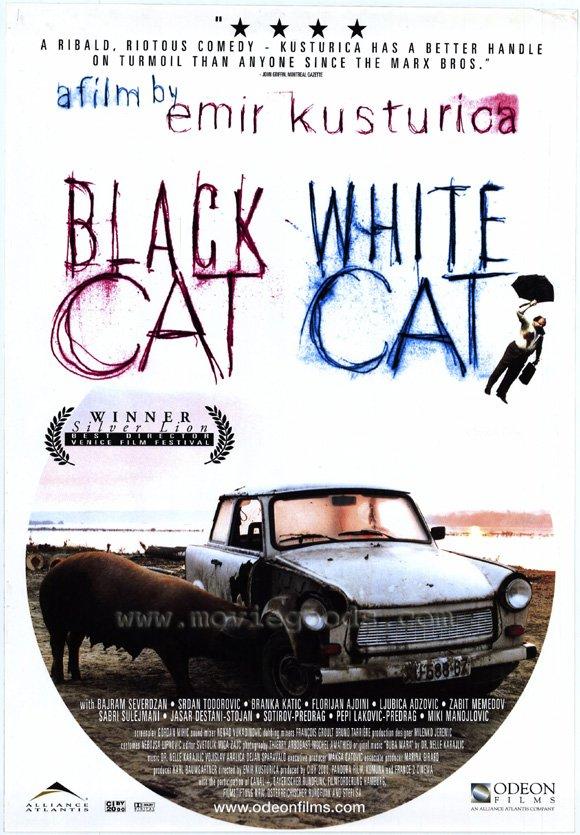 roll it! - black cat, white cat (1998)