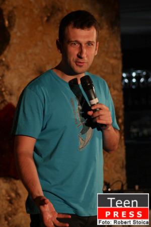 Stand Up Comedy cu Bordea Cătălin & friends