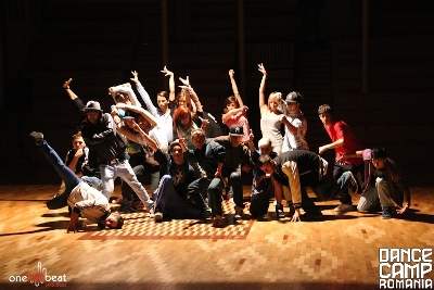 dance camp romania 2011