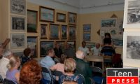 "Elite Art Gallery ne-a oferit ""Picturi de azi la Balcic"""