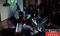 Jazz, muzică clasică şi rock cu Jazzybirds