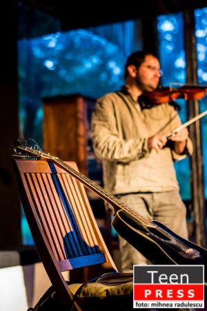 Concertul celor de la When Violin meets Guitar din Tête-à-Tête