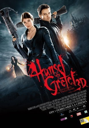 Film - hansel and gretel witch hunters