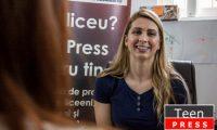 Interviu cu judoka Alina Dumitru