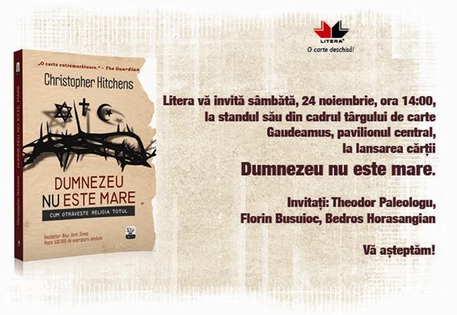 Editura Litera la Gaudeamus