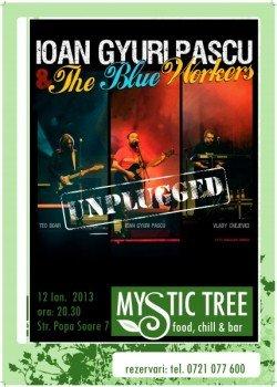 Concert Ioan Gyuri Pascu in Mystic Tree