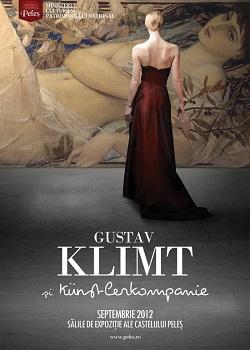 Expozitie de pictura Gustav Klimt si Kunstlerkompanie