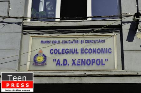 Liceu Xenopol
