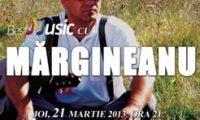 Concert Mihai Margineanu in Hard Rock Cafe din Bucuresti