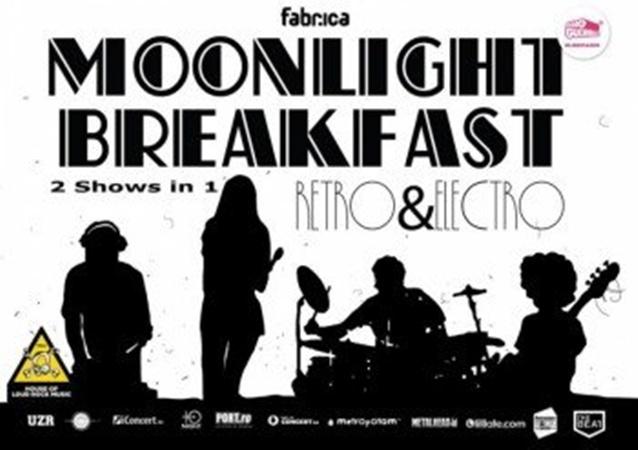 Concert Moonlight Breakfast in Fabrica