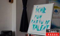 Tinerii din ICHB chiar pun pariu pe talent