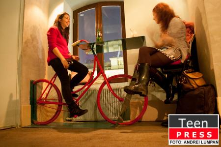 """""""Bicicleta"""" – noua atractie a Lipscani-ului"""