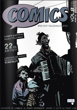 Revista Comics Nr. 8