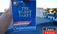 "Shht! E liniste la ""The Silent Party"""
