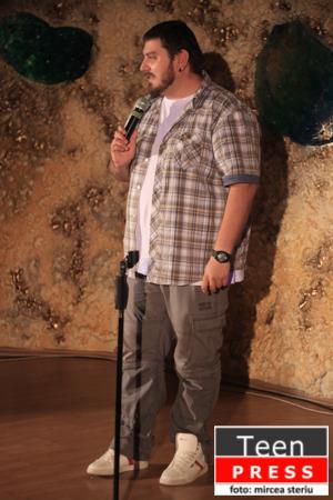 Stand-up comedy cu Micutzu & friends