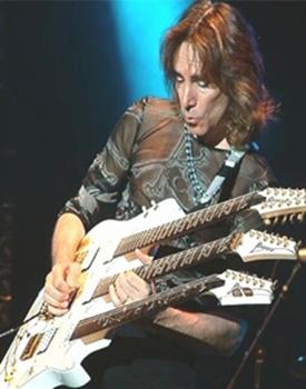 Concert Steve Vai in Romania