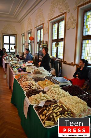Sweet Fest – cel mai dulce targ al sezonului