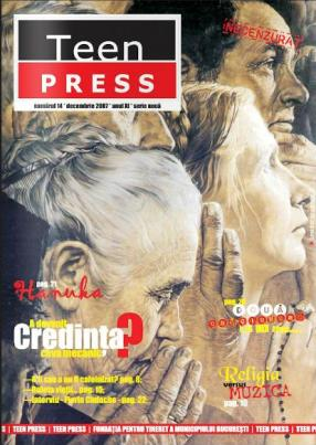Revista de liceu Teen Press Nr. 14