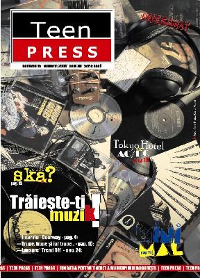 Revista de liceu Teen Press - Nr. 15 - Muzica