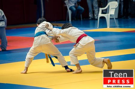 """Turneul de judo pentru copii """"Alina Dumitru"""""""